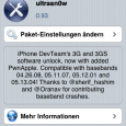 Dieses Mal hat's wirklich nicht lange gedauert: Kurz nach der Veröffentlichung der iPhone 4.0-Software (iOS 4.0) gibt's direkt den Jailbreak (redsn0w 4.0 JB) *und* Unlock (ultrasn0w 0.93) für alle Baseband-Versionen […]